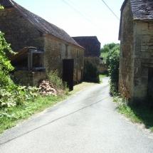 wandeling door pittoreske dorpjes