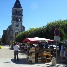 markt in thiviers