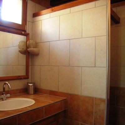 badkamer vakantiehuis la figue