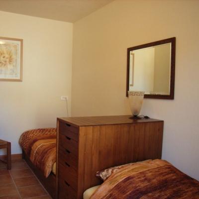 slaapkamer vakantiehuis la figue